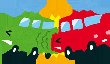 交通事故イメージ画像1